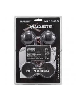 Alphard Machete MT-15NEO